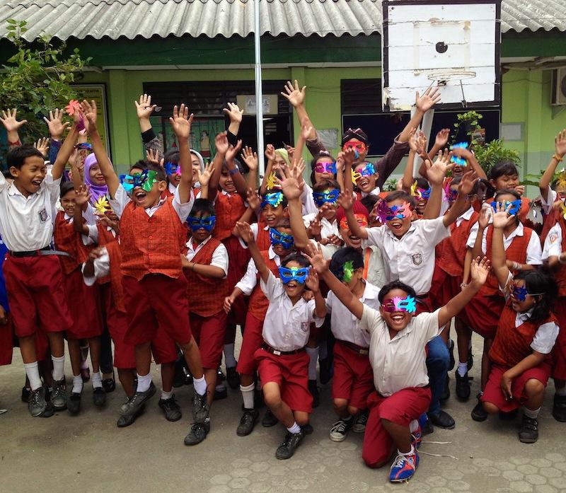 #KelasInspirasi: Berkumpul, Bersenang-senang Bersama