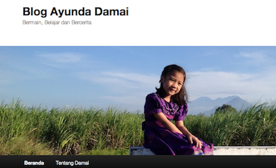 Blog Ayunda Damai