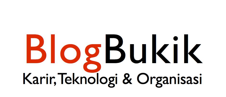 Logo Blog Bukik