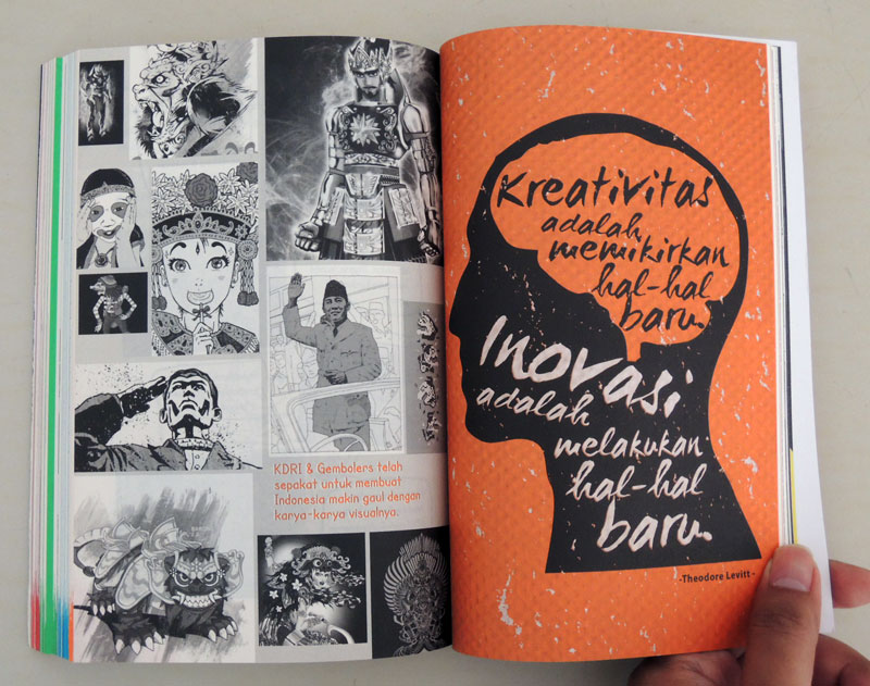 Kreatif Sampai Mati - Bukik Bertanya