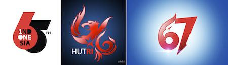 Logo HUT RI KDRI