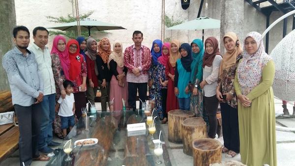 8 Kopdar Komunitas Guru Belajar Pekanbaru