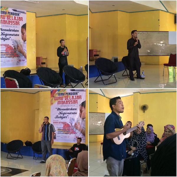 Temu Pendidik Makassar 1