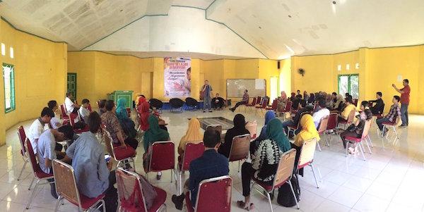 Temu Pendidik Makassar, Perpaduan Kutub Ekstrim