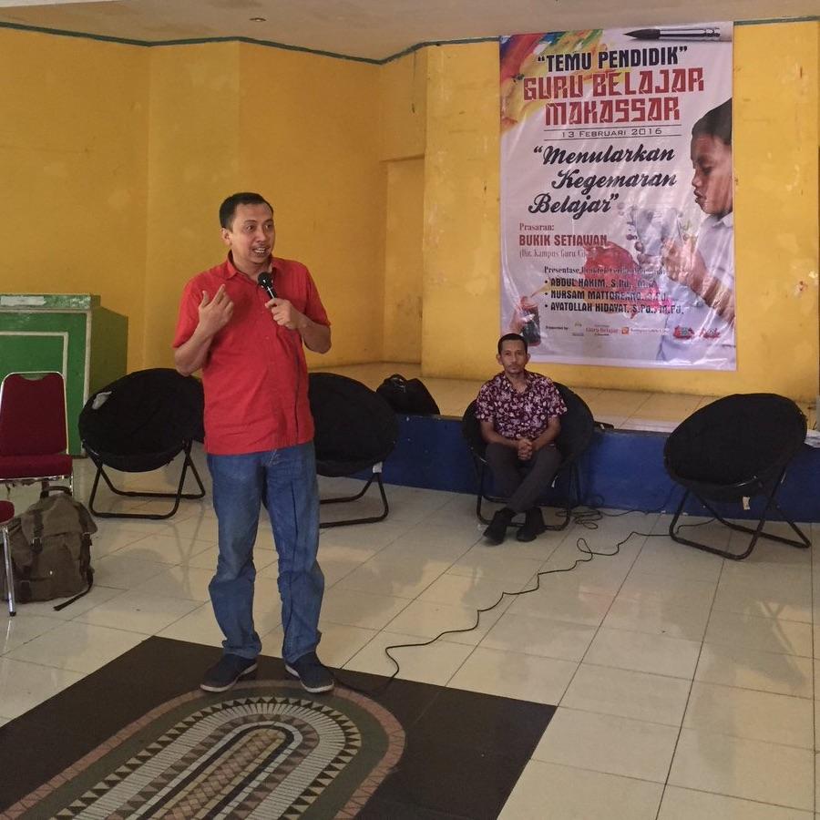 Temu Pendidik Makassar 3